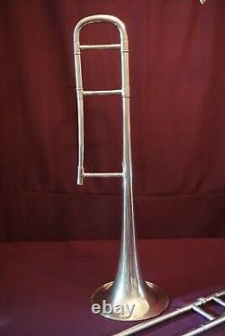 1920 The Martin Model Professional Tenor Trombone-Elkhart Ind