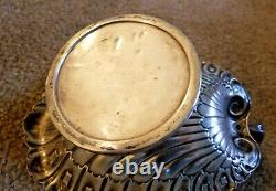 Antique Silver Plate WMF EP NS Figural Squirrel Nut Dish