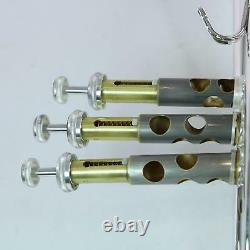 Bach Model 180S37 Stradivarius Bb Trumpet in Silver Plate MINT CONDITION