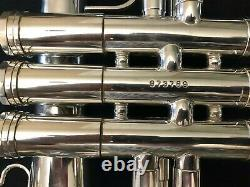 Olds Super Flugel in Silver Plate, Recently Serviced