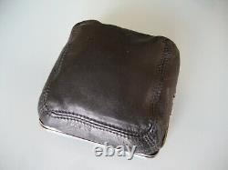 Sillems silver plate Tobacco Pouch for Dunhill pipe tobacco or other Sillem's