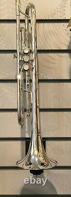 Yamaha YTR8310ZS Trumpet Bobby Shew Model (Silver Plate) Ex Display